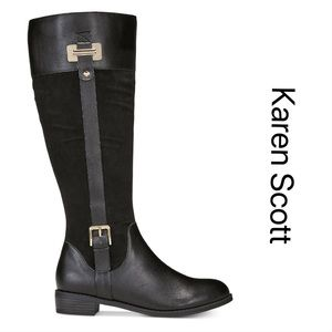 NIB Karen Scott Deliee Riding Boots